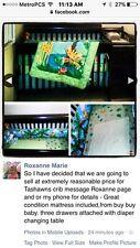 Good condition crib/mattress