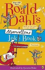 Roald Dahl's Marvellous Joke Book by Penguin Books Ltd (Paperback, 2012)