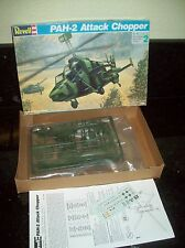 REVELL PAH-2 ATTACK CHOPPER HELICOPTER  MODEL KIT