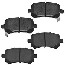REAR BRAKE PADS FOR NISSAN SEMI METALLIC FITS 370Z Altima FITS Rogue FITS Sentra