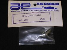 Vintage RC10 Team Associated Idle Gear Pivot  Part# 6610 East Edinger