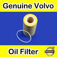 GENUINE VOLVO S80 (07- D5 DIESEL/2.5 PETROL) OIL FILTER