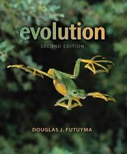 Evolution by Douglas Futuyma (2009, Hardcover, Revised)