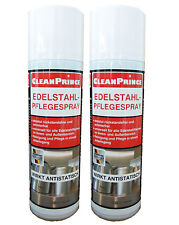 2 Piece at 300 ML Set Stainless Steel - Care Products Spray Cleaner