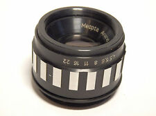 Rere serial vintage MEOPTA ANARET 4,5/90 enlarge lens M39 mount Czechoslovakia