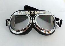 Brille Pilotenbrille Fliegerbrille Royal Air Force Style Goggles Schutzbrille
