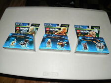 Lot of 3 Lego Dimensions Fun Pack 71218 71219 71220 The Lord of the Rings