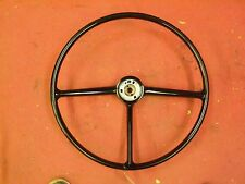 1986 1987 1988 1989 90 Ford Truck Steering Wheel, NOS E6HZ-3600-D C CL T 600/900
