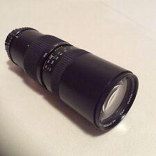 Yashica Contax Fit Sun zoom 85-300 mm avec défaut