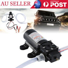 12V 60w Auto Car Oil Fluid Liquid Extractor Scavenge Exchange Transfer Pump AU
