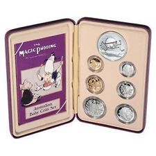 2007 Baby Proof Set Australia Birthday Gift Year The Magic Pudding & Medallion *