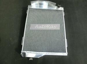 3Core Full Aluminum Radiator for AUSTIN HEALEY 3000 1959-1967 59-67 Manual