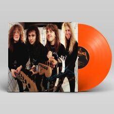 """METALLICA THE $5.98 EP GARAGE DAYS RE-REVISITED Ltd Orange 12"""" Vinyl"""