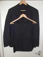 "Mens NEXT WOOLMARK DOUBLE BREASTED SUIT SIZE 40""R - 32""W - 29""L"