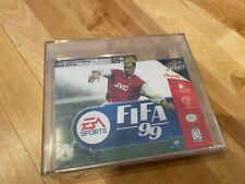 FIFA 99 (Nintendo 64, 1998) Graded VGA 85+ GOLD
