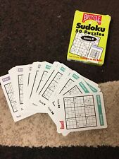 Bicycle Sudoku Volume 4 - Rare 44 Puzzles Unplayed - Made In The USA