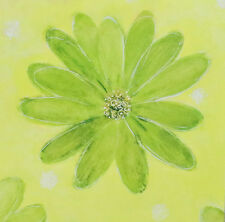 """""""Flower Patch"""" By Viola Lee 16x16"""" reprint"""