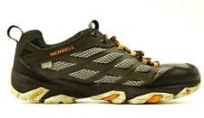 Merrell Mens Moab FST Low WP Athletic Hiking Mountain Trail Shoes US 8.5 EU 42