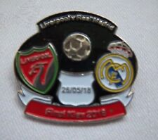 ORIG. pin Champions League 2017/18 Finale Real Madrid-Liverpool FC!!! Top