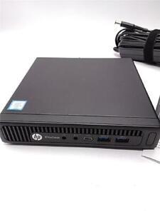 HP EliteDesk 800 G2 Mini Business Desktop PC Intel Quad-Core i5-6500T up to 3.1G