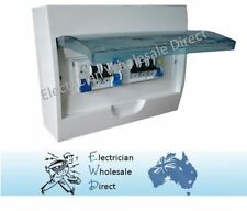 Switchboard Combination for UNIT 12 pole Surface/ Flush, RCD MCB Circuit Breaker