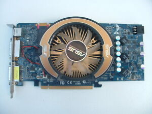 Carte vidéo PCI Express Asus de 512 Mo (nVidia – GeForce 9600GT) (1060)