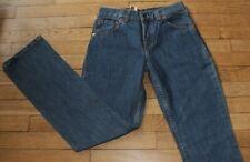 LEVIS 595 04 Jeans  Femme W 27 - L 32 Taille Fr 36  Neuf  (Réf #S323)