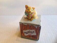 Ganz Pigsville Figurine PRETTY PIGLET NIB