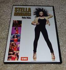 Eurovision 2011 Norway Stella Mwangi Haba Haba promo presskit CD 2018