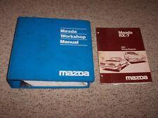 mazda rx7 shop manual in parts accessories ebay rh ebay ca 1985 mazda rx7 shop manual Parts Manual