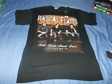 "Rascal Flatts   "" Still Feels Good Tour 2007- 2008""  Tee  [    Medium ]"