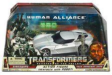 Transformers la venganza de los caídos Alianza Humana Sideswipe & Tech Sargento Epps