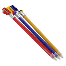 Good Old Values Pre-Sharpened Jumbo 12.5 in Wood Pencil, Each (Colors May Vary)