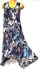 plus sz XS / 14 TS TAKING SHAPE Summertime Blues Dress sexy light NWT! rrp$130