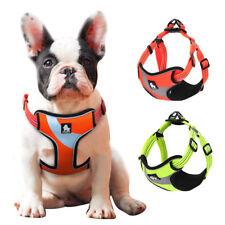 Reflective Step-in Pet Dog Harness Padded Adjustable Vest for Medium Large Dogs