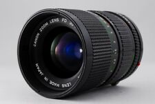[MINT] Canon New FD 35-70mm F/4 MF Zoom Lens NFD FD Mount from JAPAN