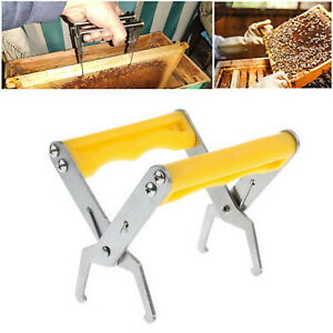 Bee hive Frame Holder Stainless Steel Capture Frame Grip Beekeeping Accessories