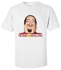 SHIRT POST MALONE HOME MALONE HIP HOP T-Shirt SMALL,MEDIUM,LARGE,XL