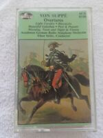 Von Suppe Overtures Cassette From Allegro Records ACS 8118