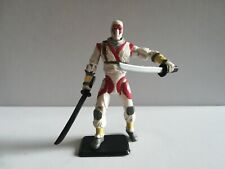 "3.75"" Gi Joe Storm Shadow with 2pcs Accessorie  Rare Action Figure"