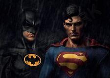 Batman Vs Superman Super Héroe Art A3 foto impresión de arte poster GZ6021