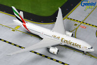 Emirates Boeing 777-200LR A6-EWI Gemini Jets GJUAE1907 Scale 1:400 IN STOCK