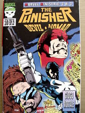 The Punisher n°10 1995 - Marvel Miniserie 3 di 3 ed. Marvel Italia   [SP9]