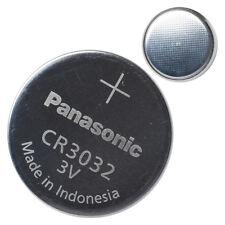 Panasonic CR3032 3V Lithium Battery 1 Pcs Single Use Batteries