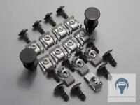 26 Teile Unterfahrschutz Einbausatz Unterboden Reperatur Clips Audi A4 B8 A5 Q5