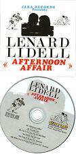 SOUL Lenard Lidell Afternoon Affair CD 1983 MEGARARE!!!