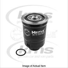 New Genuine MEYLE Fuel Filter 36-14 323 0001 Top German Quality