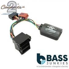 CTSCT002.2 SONY Citroen Xsara Picasso C2 C3 C5 Car Steering Wheel Stalk Adaptor