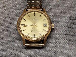 Vintage Hamilton  17 Jewels Watch Wristwatch