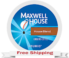 Keurig k-cups Maxwell House House Blend Coffee 216 count